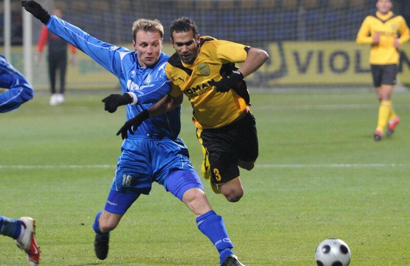 Martinovici a mai jucat la Pandurii în perioada ianuarie 2009 - iunie 2010