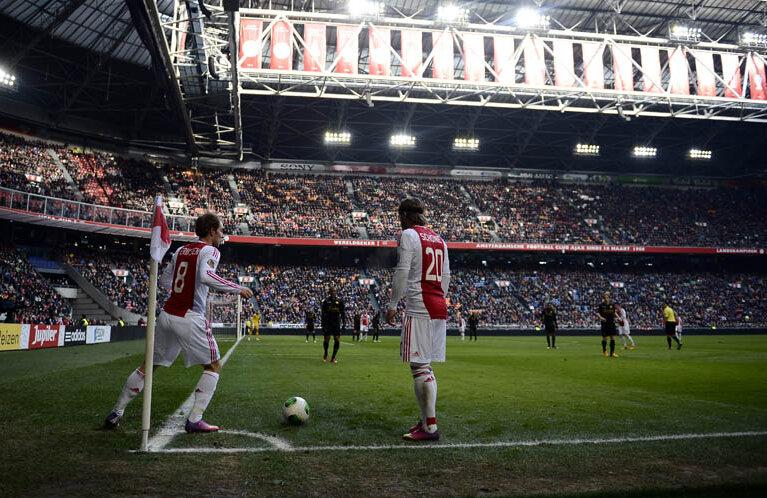 51.088 de spectatori au asistat ieri la meciul Ajax - Roda, ultimul înainte de Ajax - Steaua