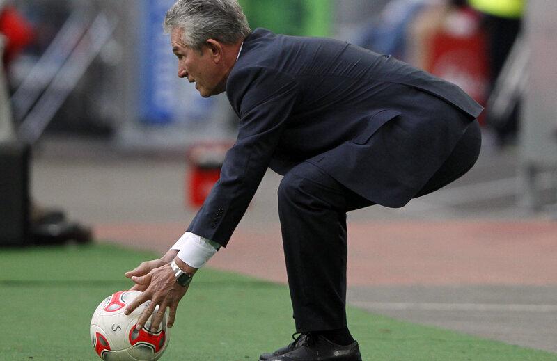 Heynckess e foarte aproape de al treilea titlu cu Bayern // Foto: Reuters
