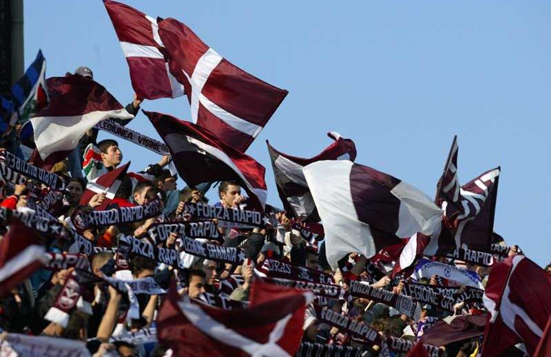 Suporterii Rapidului promit o coregrafie specială pentru derby-ul cu Steaua.
