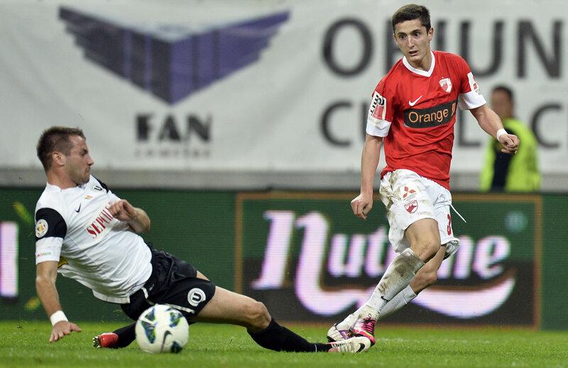 Filip a reuşit o pasă de gol în cele 11 partide jucate pentru Dinamo în acest sezon, în toate competiţiile