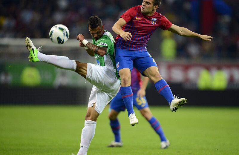 În ultimii cinci ani, rivalitatea CFR-Steaua a urcat teren şi în tribune