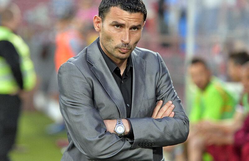 Trică a semnat cu CFR pe două luni cu drept de prelungire pe încă un sezon din vară // Foto: Lorand Vakarcs