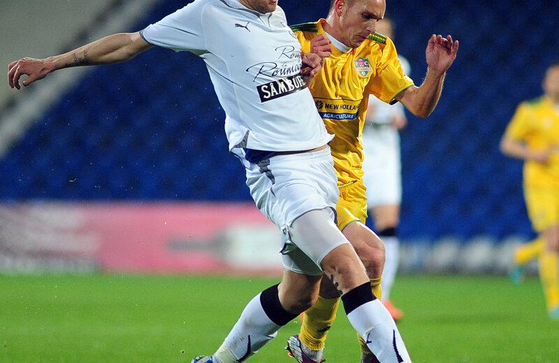 Asanovici și-a petrecut primăvara la CS Severin, după ce-a mai fost la Primorac Stobrec și echipa secundă a lui Hajduk Split