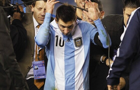 Lionel Messi, foto: reuters