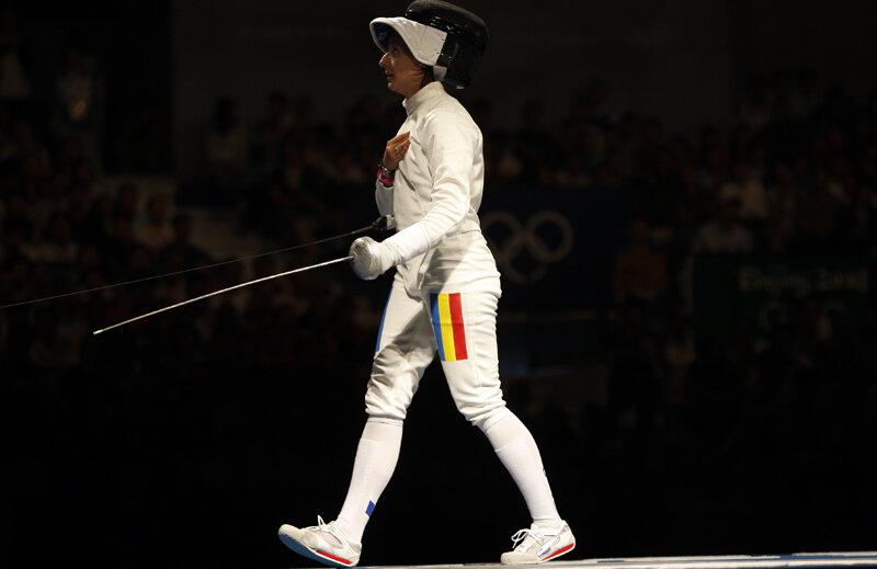 Ana Maria Brînză e la prima medalie de aur la individual