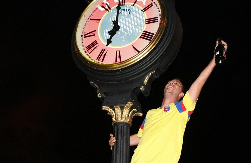 Suporterii stelişti răsuflă uşuraţi: echipa lor nu e eliminată din cupele europene!