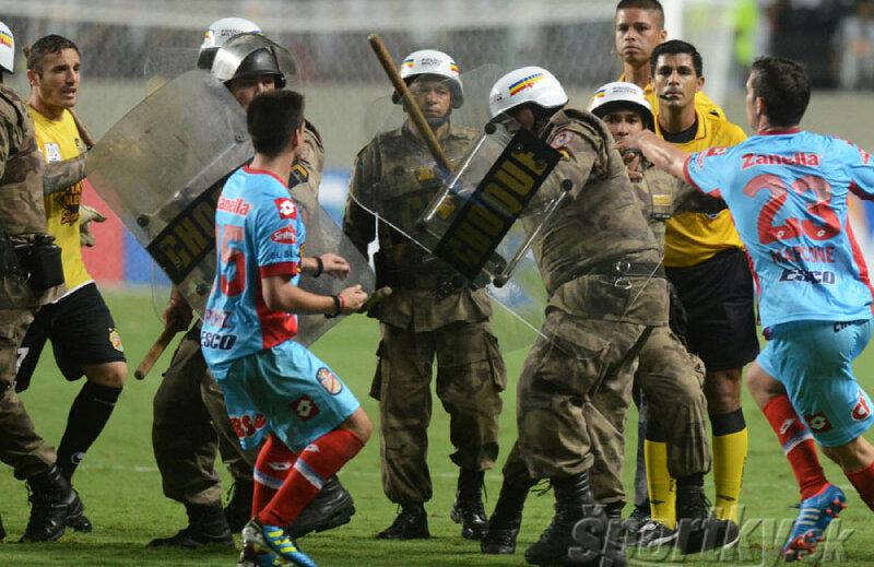 Crimele din Maranhao sînt continuarea valului de violențe care a însîngerat fotbalul brazilian în ultimii ani // Foto: Reuters