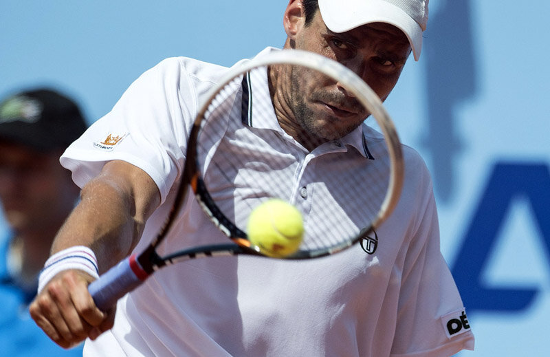 Hănescu e la a doua semifinala pierdută în acest an.