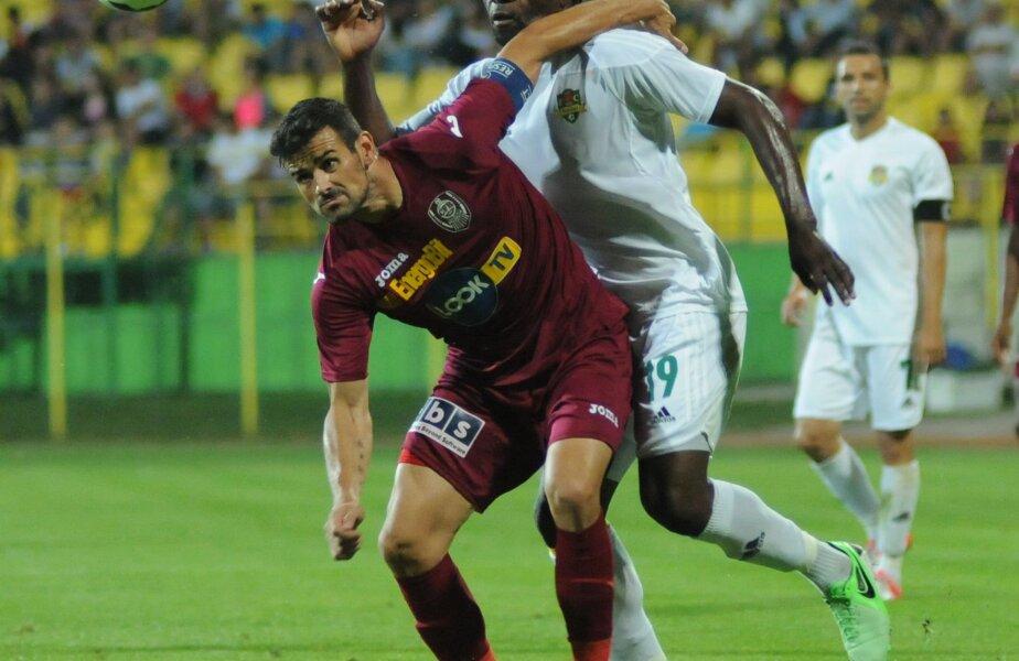Cadu joacă în Gruia din iulie 2006, cînd a fost adus de la Boavista pe 750.000 euro