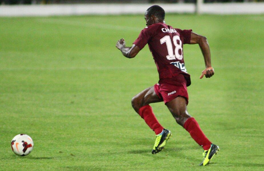 Ogbu a marcat primul său gol în Liga 1