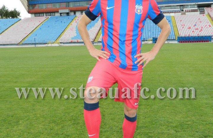 FOTO: Steaua a publicat primele poze cu noile transferuri