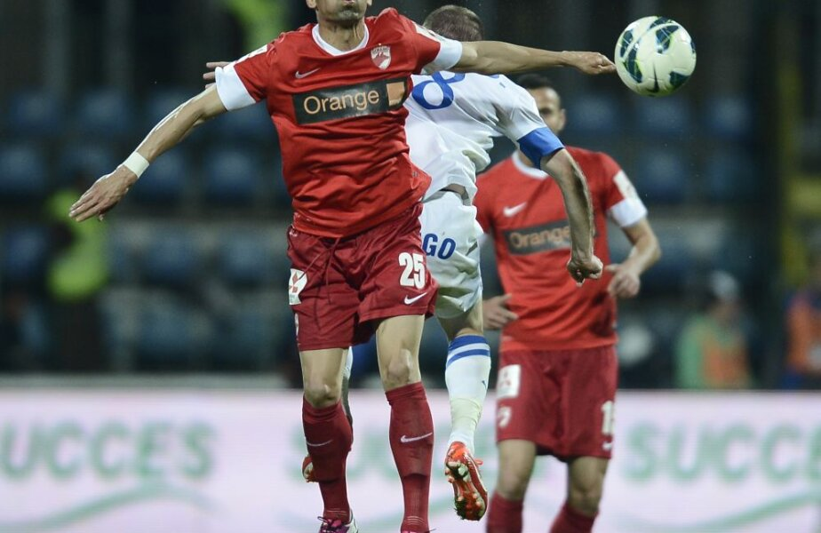 Nici Dănciulescu nu a reușit să își treacă numele pe lista marcatorilor