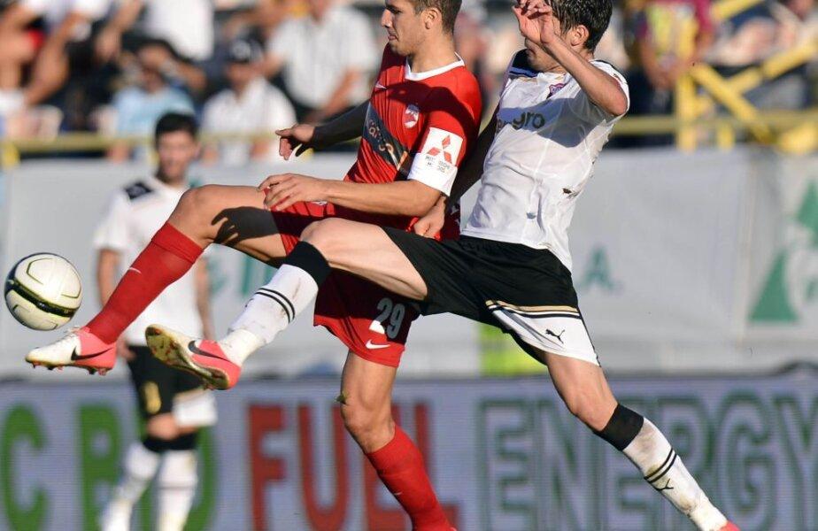 Anul trecut, Astra și Dinamo și-au împărțit victoriile, 1-0 și 0-1