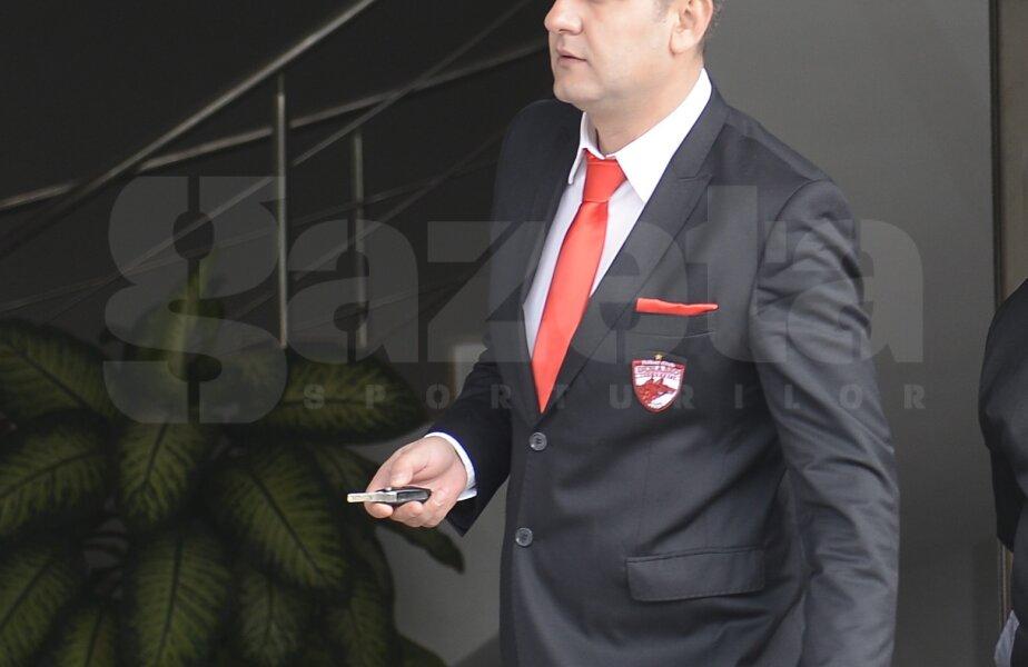 Bogdan Bălănescu, reprezentantul lui Dinamo la alegerile LPF