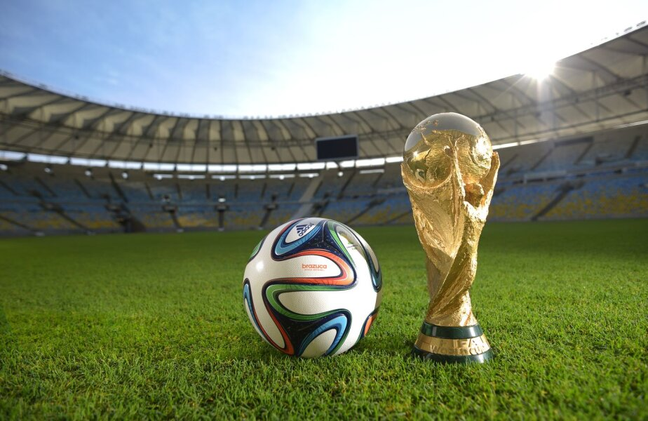 Brazuca şi Cupa Mondială, marile atracţii ale turneului din 2014  // Foto: Guliver/GettyImages