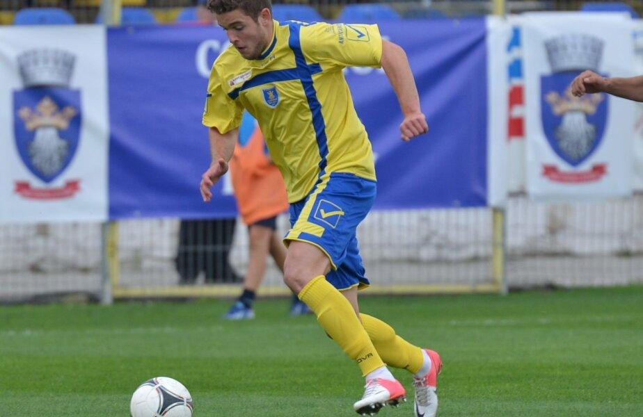 Sergiu Buș e văzut ca o soluție pentru atacul lui Dinamo
