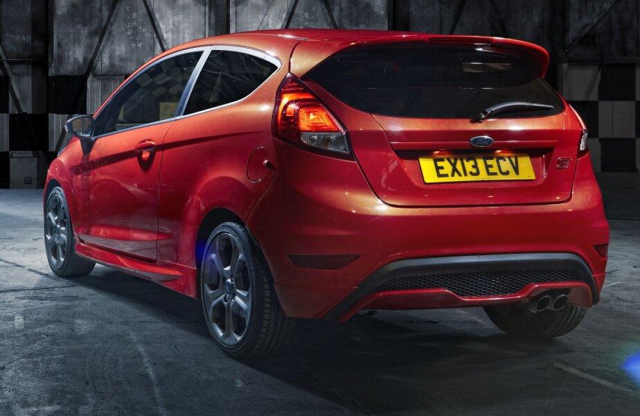 Mașina anului: Ford Fiesta ST