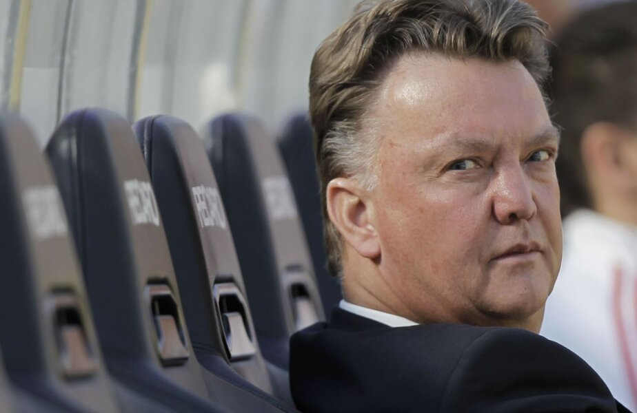 Refuzat de Hiddink şi Frank de Boer, Tottenham s-a oprit la Van Gaal // Foto: Reuters