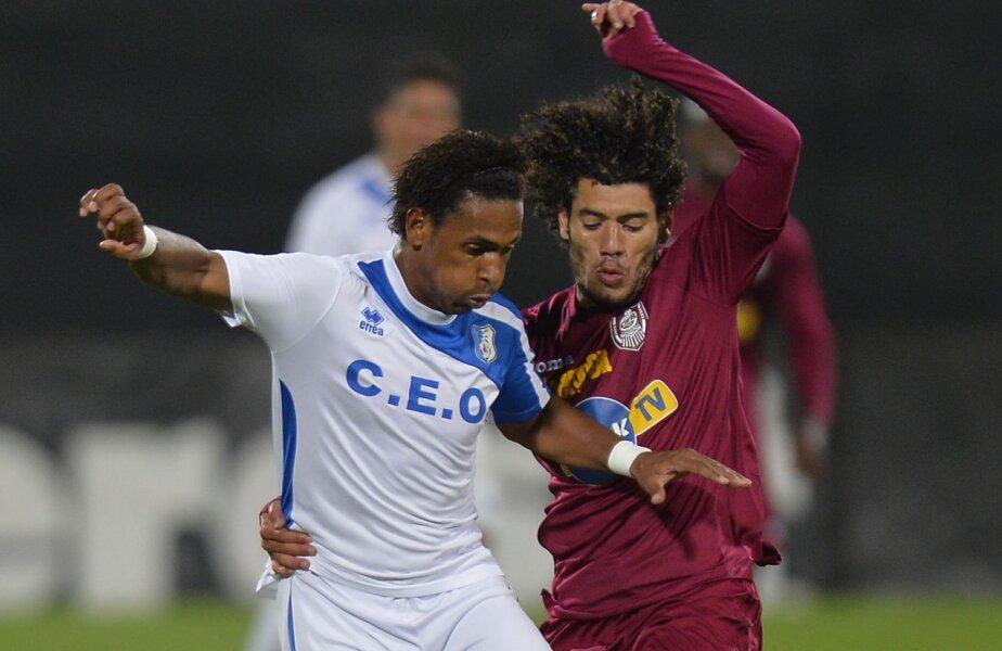 Eric de Oliveira va evolua în acest an la Al Ahli