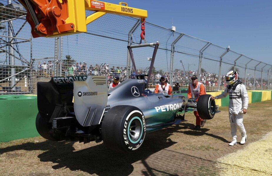 Lewis Hamilton va avea la dispoziţie 4 sesiuni de teste de cîte două zile în timpul sezonului, pe circuite incluse în calendar. Una dintre cele opt zile de teste trebuie dedicată dezvoltării pneurilor.