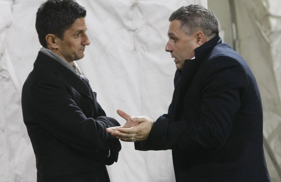 În ultimii ani, relațiile dintre Șumudică și Lucescu jr. sînt de respect reciprov, dar destul de reci