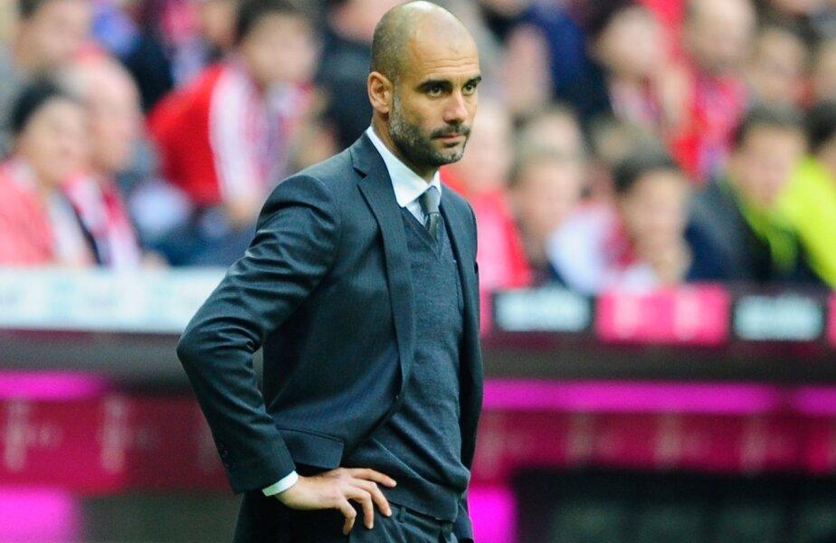 Pep, dezamăgit, după cea mai severă înfrîngere suferită de Bayern acasă din 2008, de la un 2-5 cu Werder