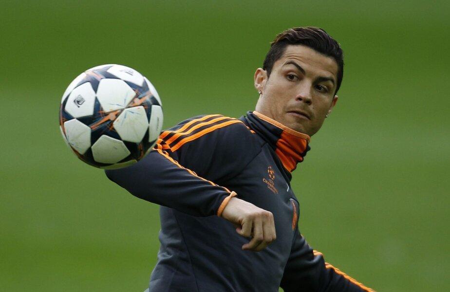 Ronaldo e golgeterul actualei ediții a Ligii cu 14 reușite în opt meciuri // Foto: Reuters