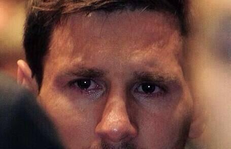 Leo Messi a fost profund impresionat de cuvintele copiilor lui Tito