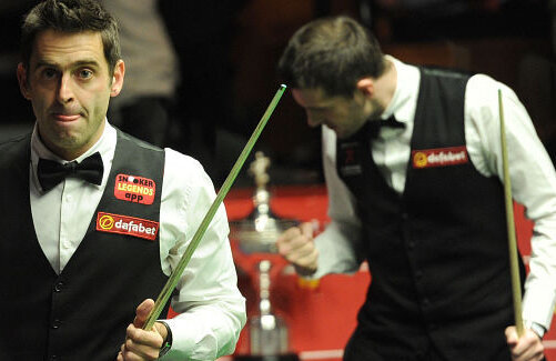 Ronnie O'Sullivan, foto: breakingnews.ie