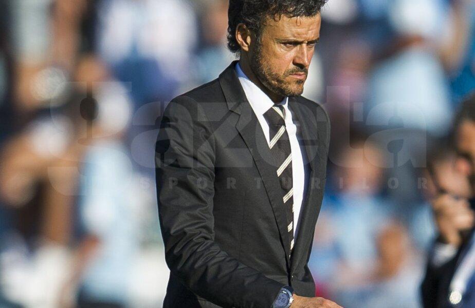 Luis Enrique a fost alegerea lui Zubizarreta, directorul sportiv al Barcei // Foto: Guliver/GettyImages