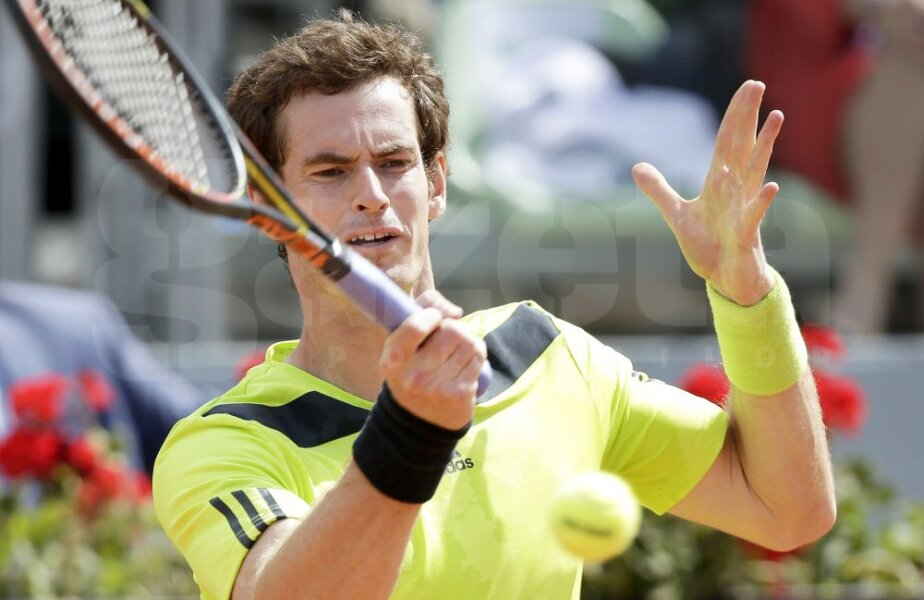 Andy Murray, foto: reuters