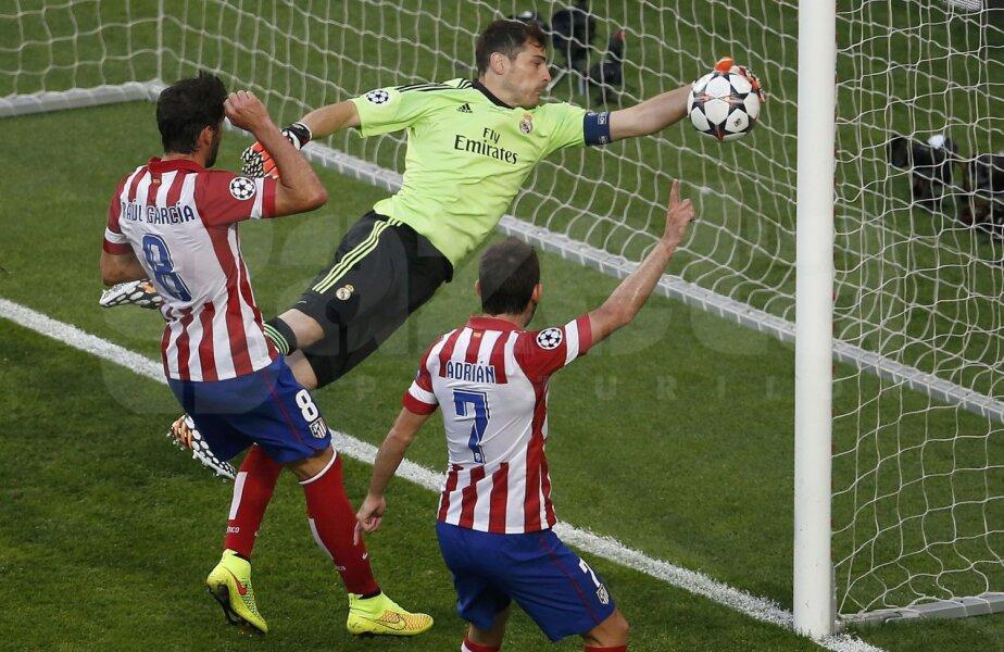 Marea greșeală a lui Iker a permis deschiderea scorului // Foto: Reuters