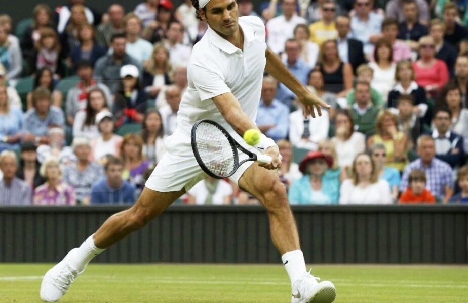Roger Federer, foto: reuters