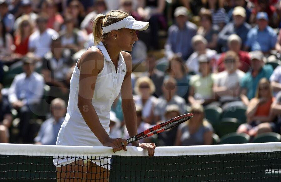 Lesia Țurenko a fost cea care i-a creat cele mai mari probleme Simonei Halep la acest Wimbledon