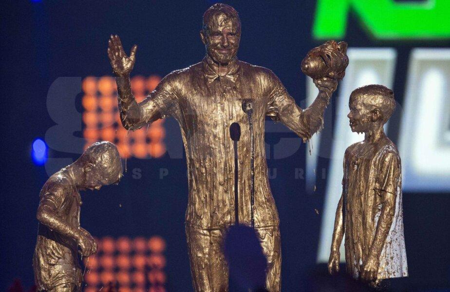 Beckhamii de aur
