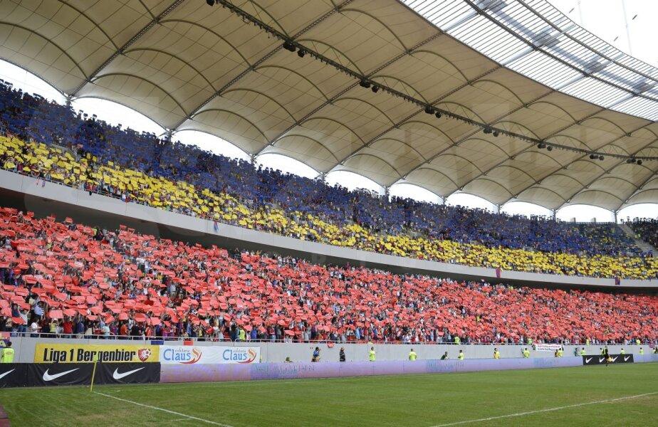 Fanii steliști apreciază meciurile din cupele europene