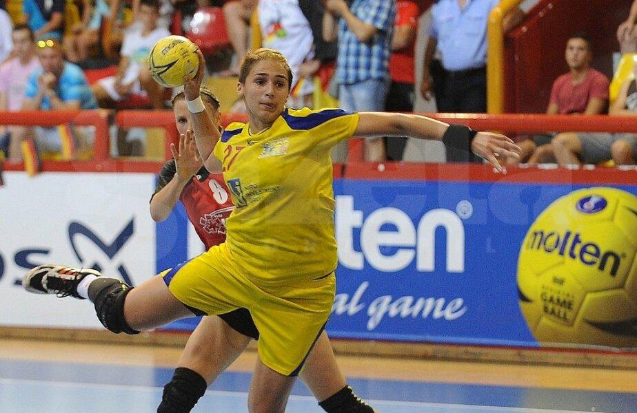 Lorena Ostase a fost aleasă în echipa ideală a Campionatului Mondial din Macedonia