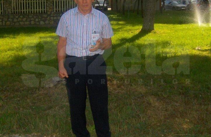 Vasile Selejean a fost aseară reţinut pentru 24 de ore