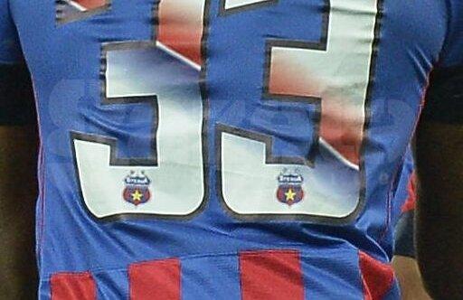 Dungile de pe număr vor dispărea în meciurile din Ligă // Foto: Raed Krishan