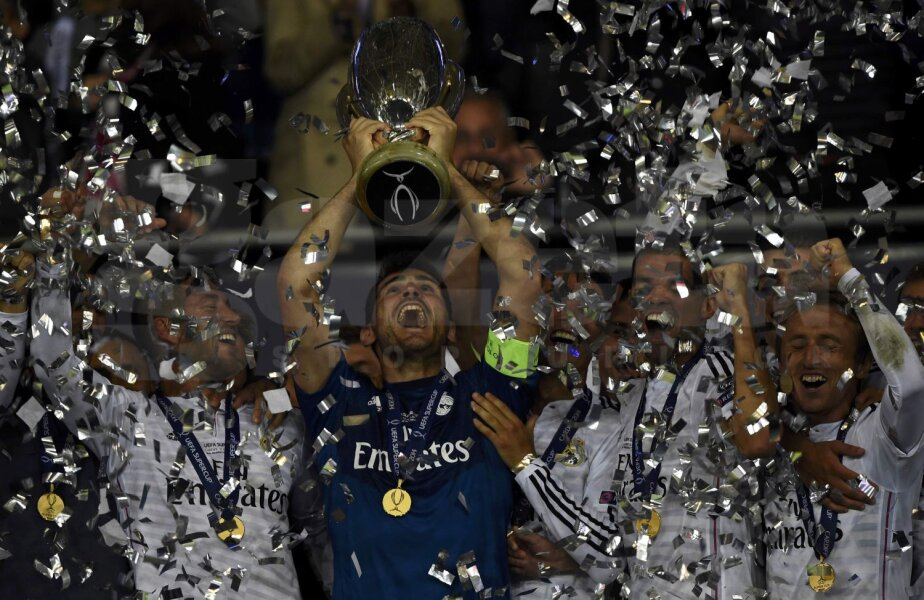 Real Madrid a început cu dreptul noul sezon