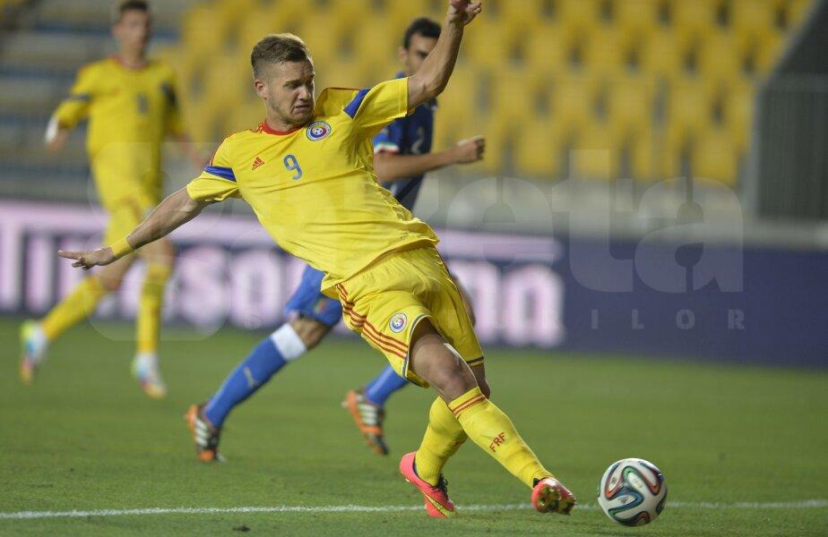 Pușcaș a ajuns la recomandarea lui Chivu la Inter, care a plătit 600.000 de euro și i l-a suflat lui Juve