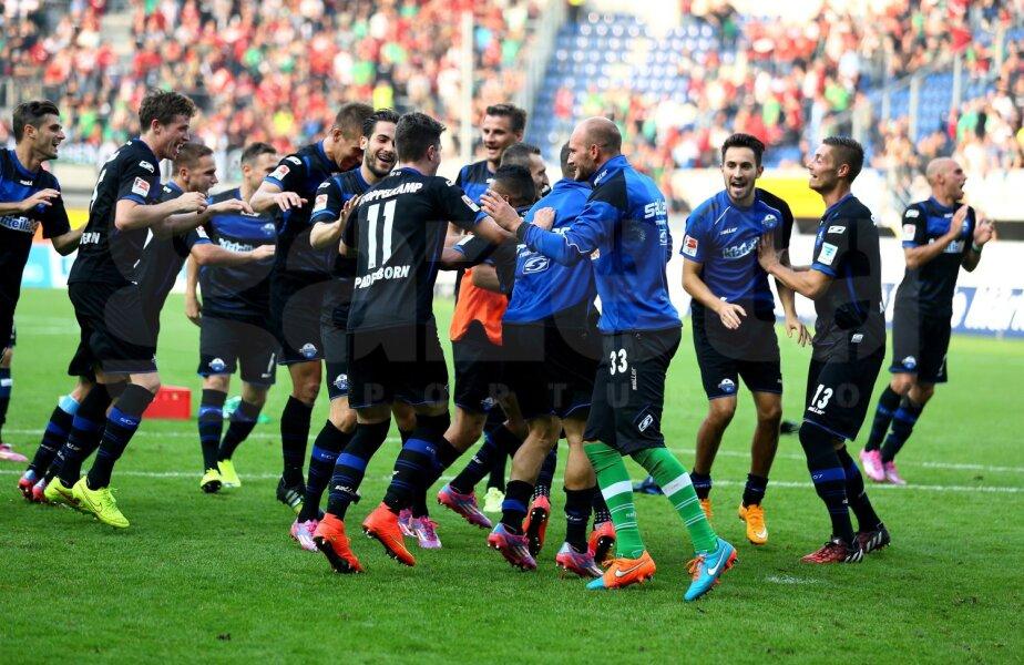 Jucătorii lui Paderborn primesc la un loc de la patronul Finke mai puțin ca Ribery la Munchen (6,5 milioane euro anual)