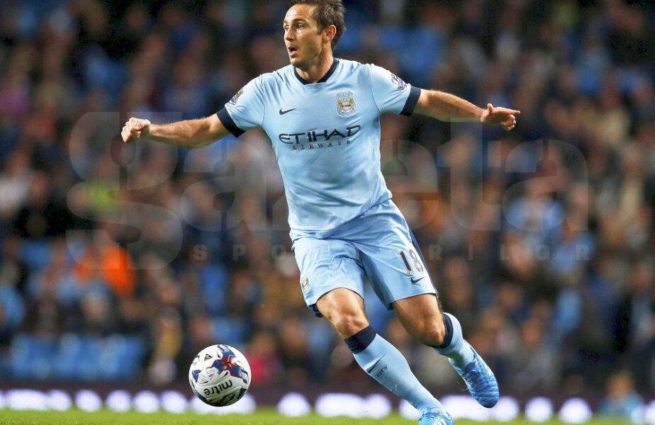 Frank Lampard are deja 3 goluri pentru City, foto: reuters