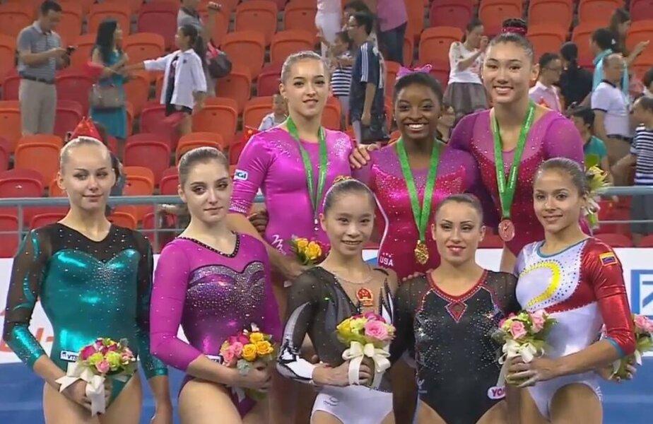 gold medal gymnastics - 924×600