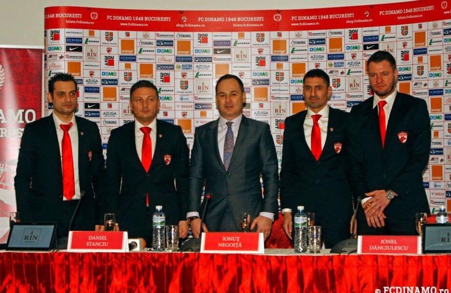 Foto: facebook.com/FCDinamoOfficial, Octavian Cocolos