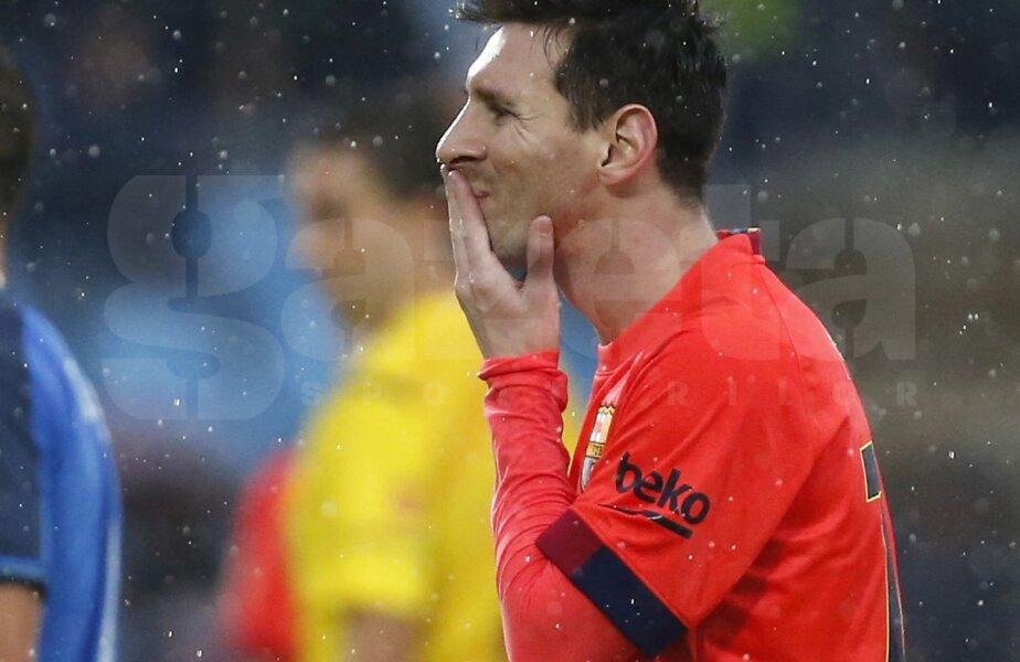 Messi vrea să facă el legea în vestiar și nu-l mai suportă pe Luis Enrique