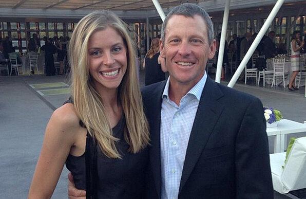 Lance și Anna Hansen, foto: twitter