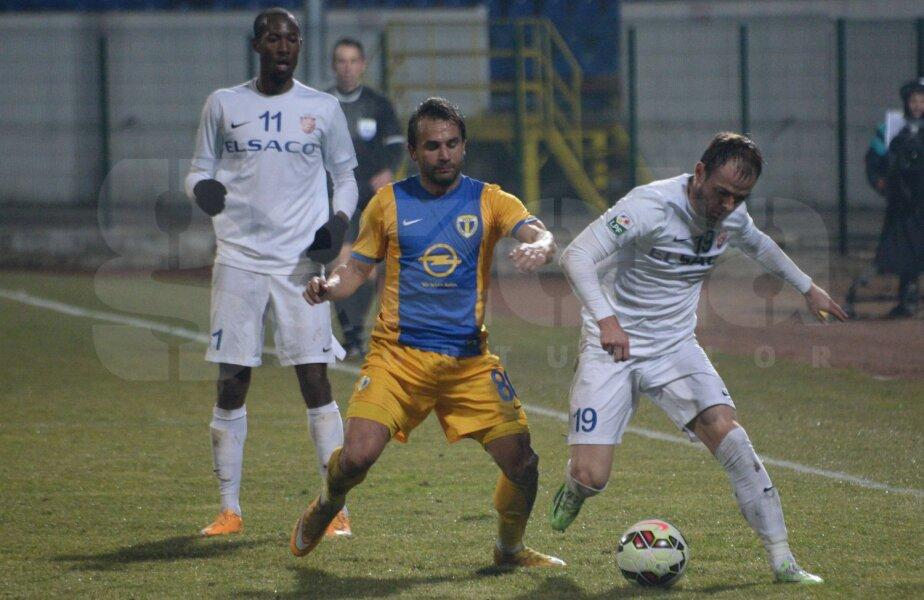 Deși ambele echipe au obținut un penalty, Teixeira a fost singurul care a marcat