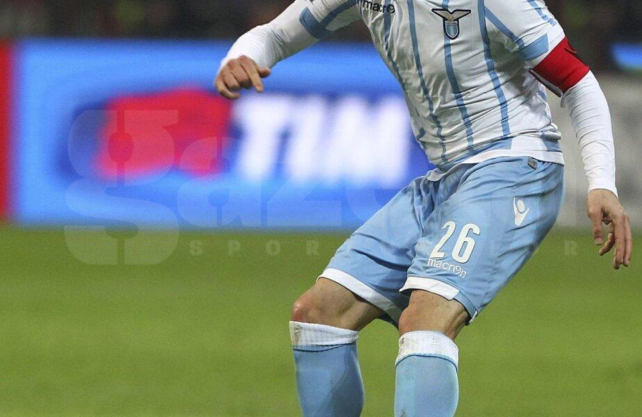 Ștefan Radu a închis bine flancul său, Lazio reușind al doilea meci la rînd fără gol primit